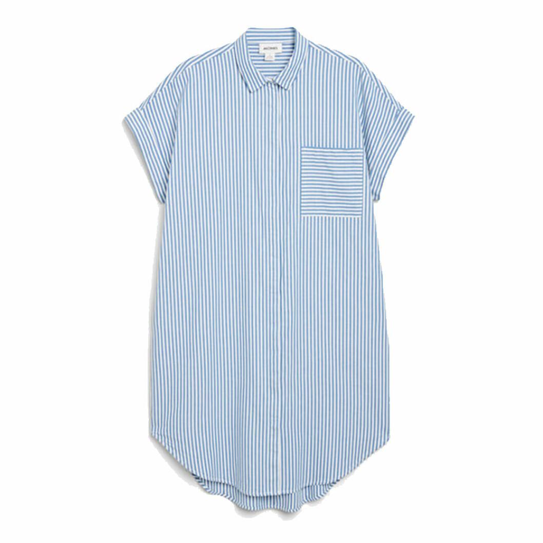 Skjortklänning från Monki