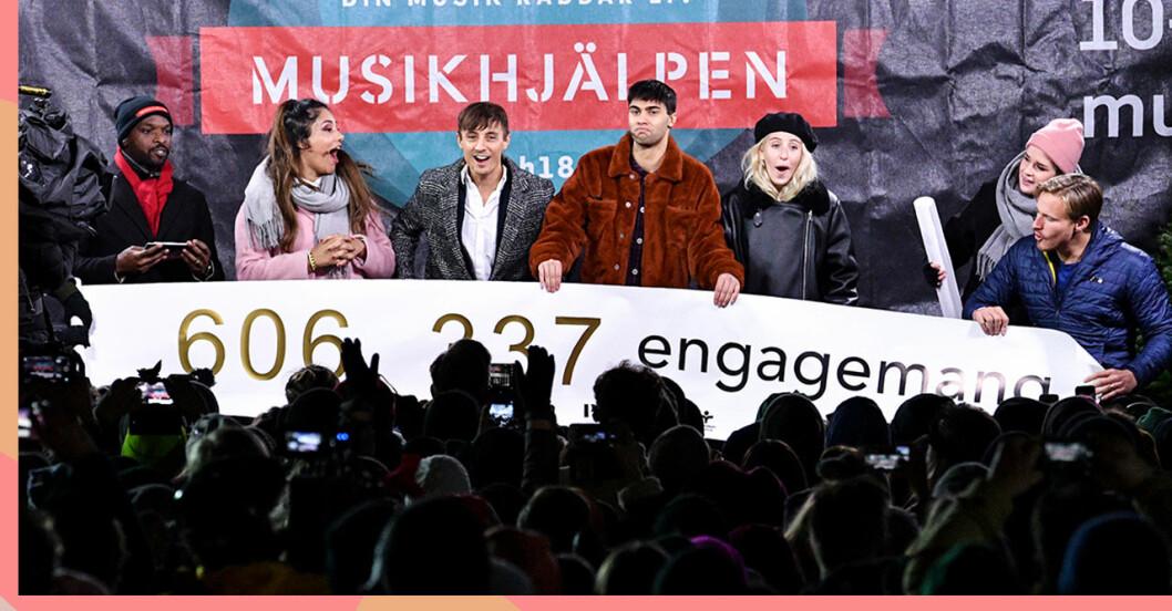 Så panikändras Musikhjälpen 2020 – byter plats i sista stund
