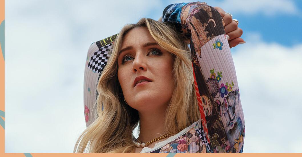 Myra Granberg är aktuell med sitt första album.
