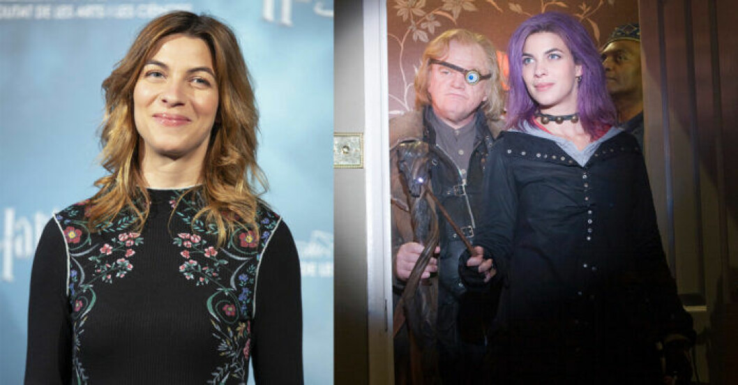 Natalia Tena i Harry Potter