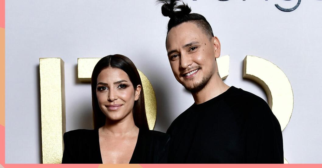 Alexander Ferrer, känd under artistnamnet Newkid, är sedan två år tillbaka tillsammans med flickvännen Sonia.