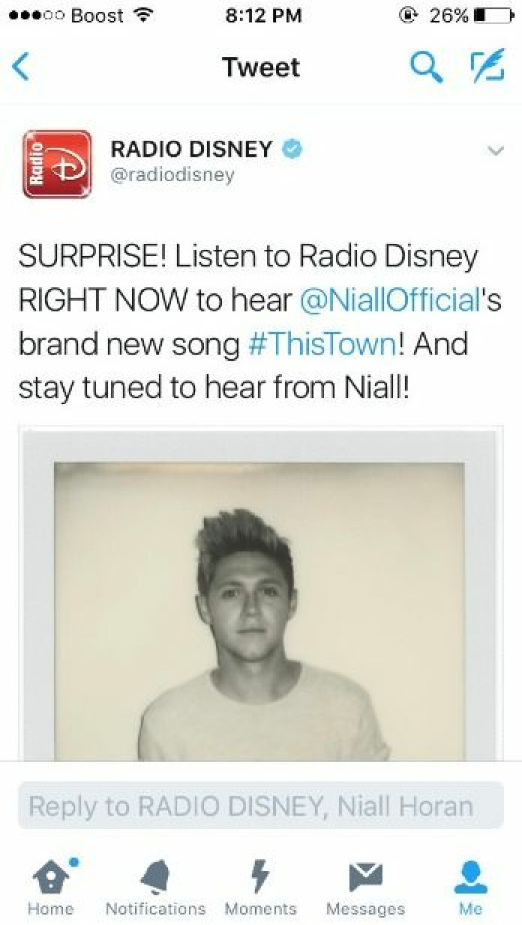 Niall-Horan-tweet