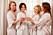 Nicole Falciani släpper bröllopskollektion –bride och bridesmade robes