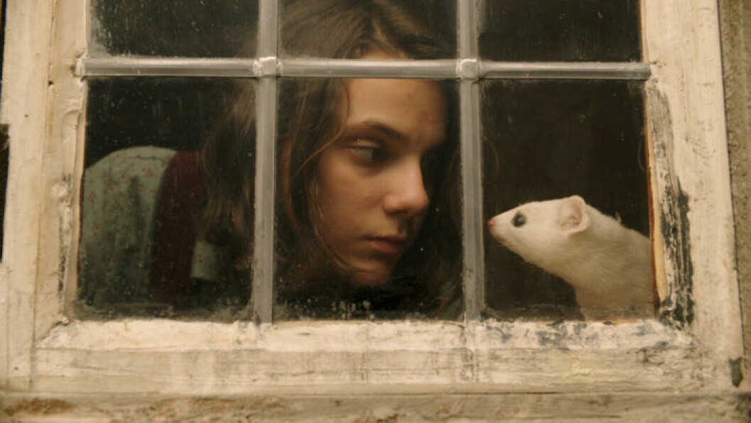 En bild från tv-serien His Dark Materials, som har premiär på HBO den 4 november 2019.