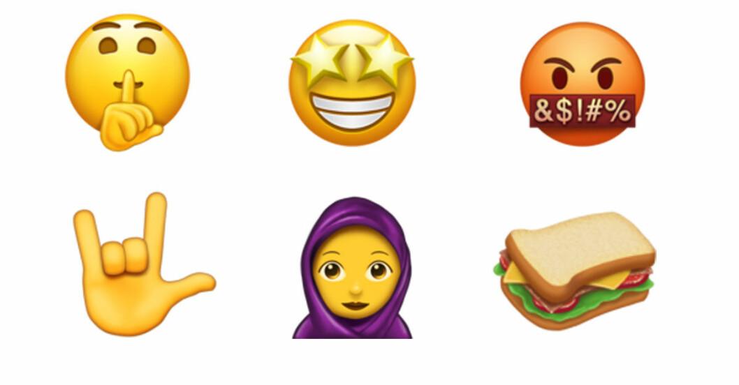 Nya-emojis-2017