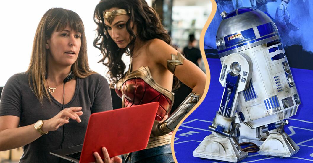 Patty Jenkins regisserar nya Star Wars-filmen Rogue Squadron. Planerad premiär julen 2023.