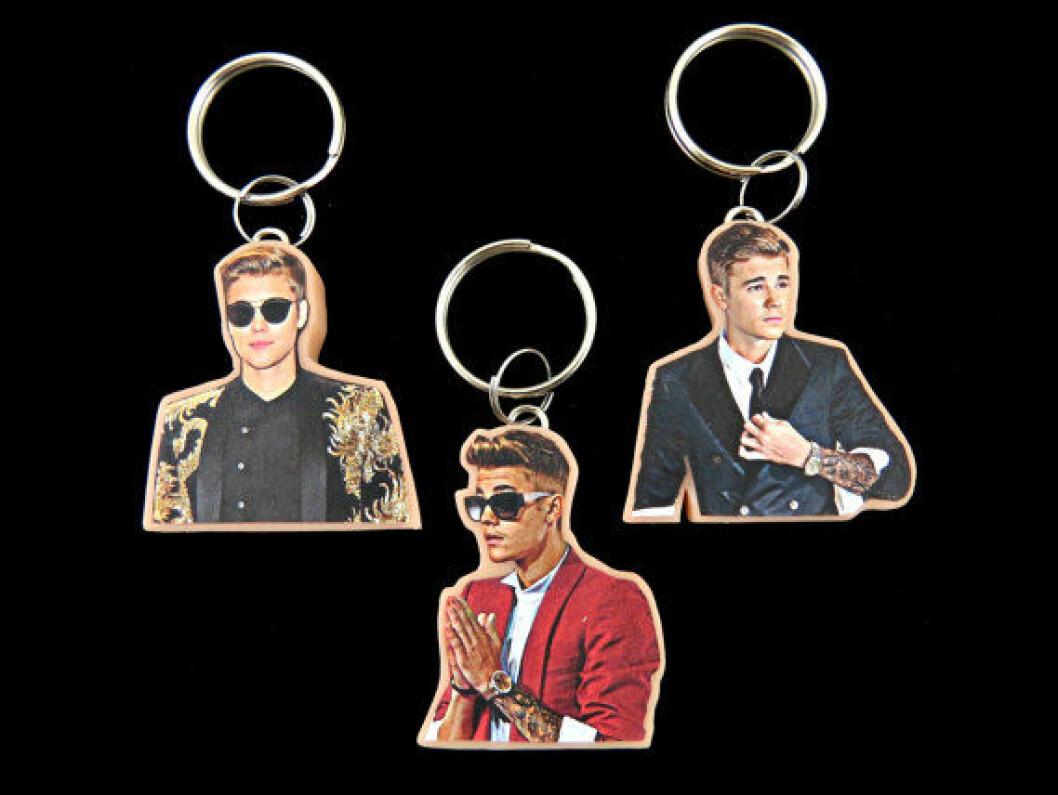 Nyckelring-Justin