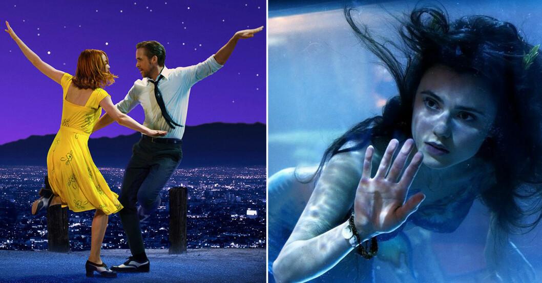 Otecknade Lilla Sjöjungfrun och La La Land är några av nyheterna på Netflix i december.