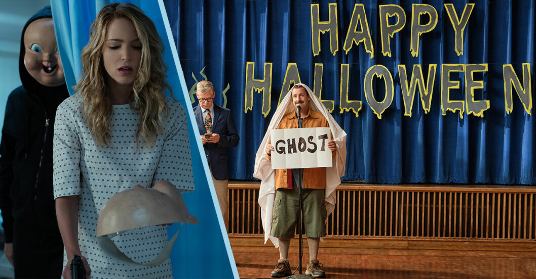 halloween filmer på Netflix