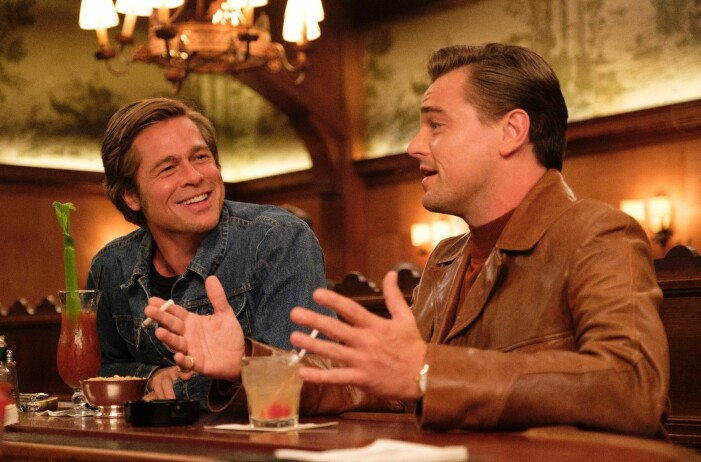 Once Upon a Time in Hollywood på Netflix