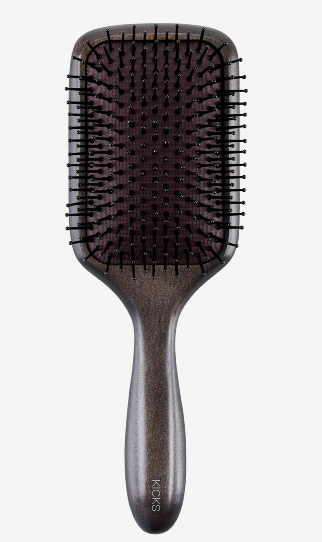 Bra borste för långt hår, från Kicks Beauty