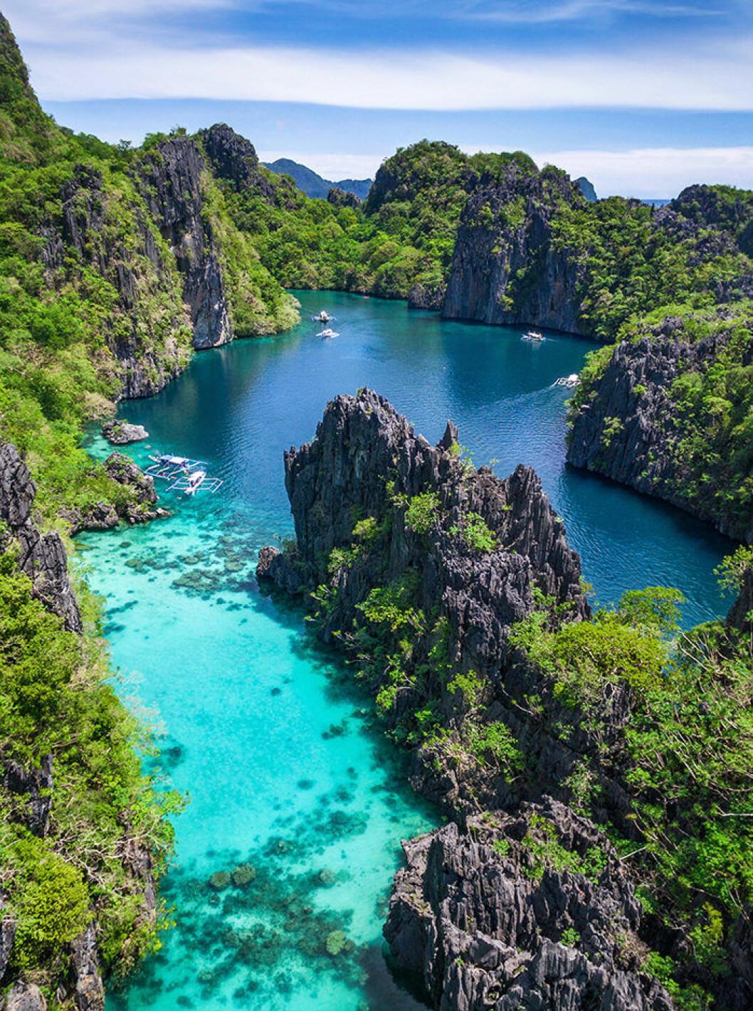 Palawan i Filippinerna