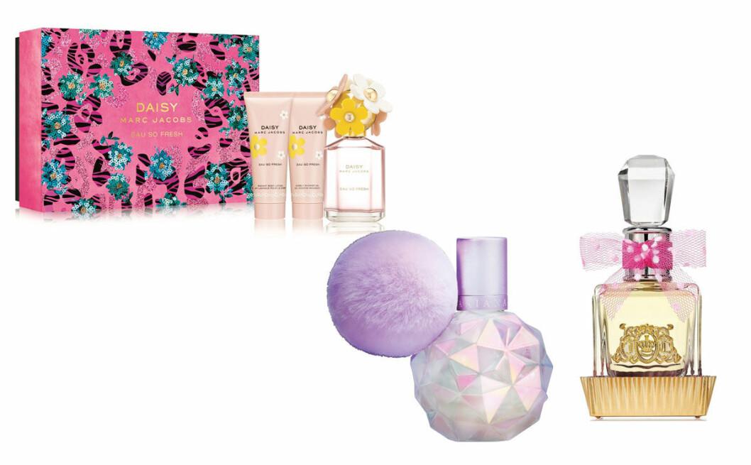 Parfym-julklappstips