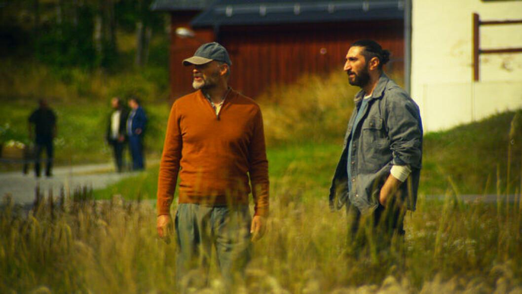 En bild från tv-serien Partisan på Viaplay.
