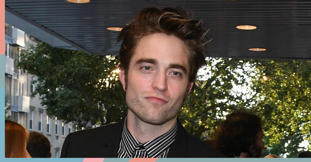 Robert Pattinson sjuk i corona.