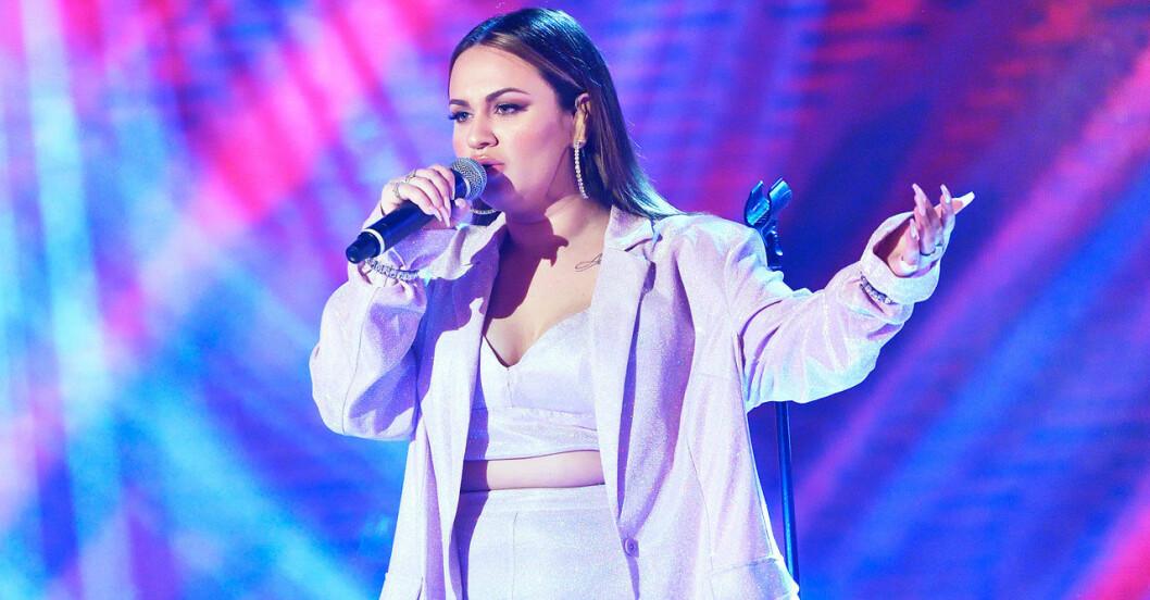 Paulina Pancenkov i Idol 2020