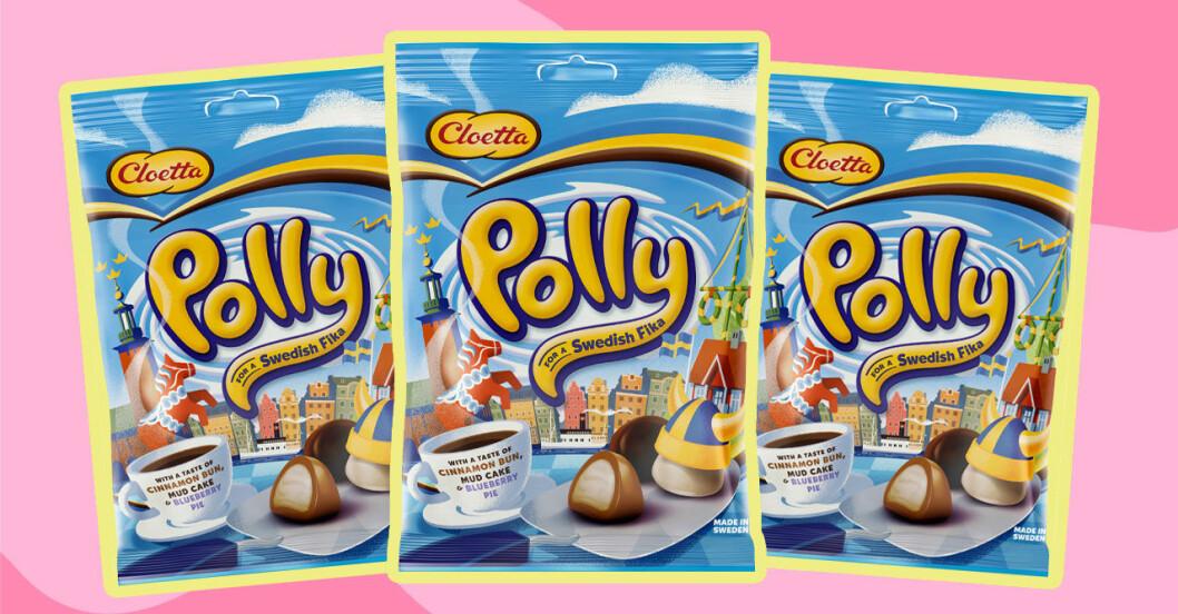 Polly fika
