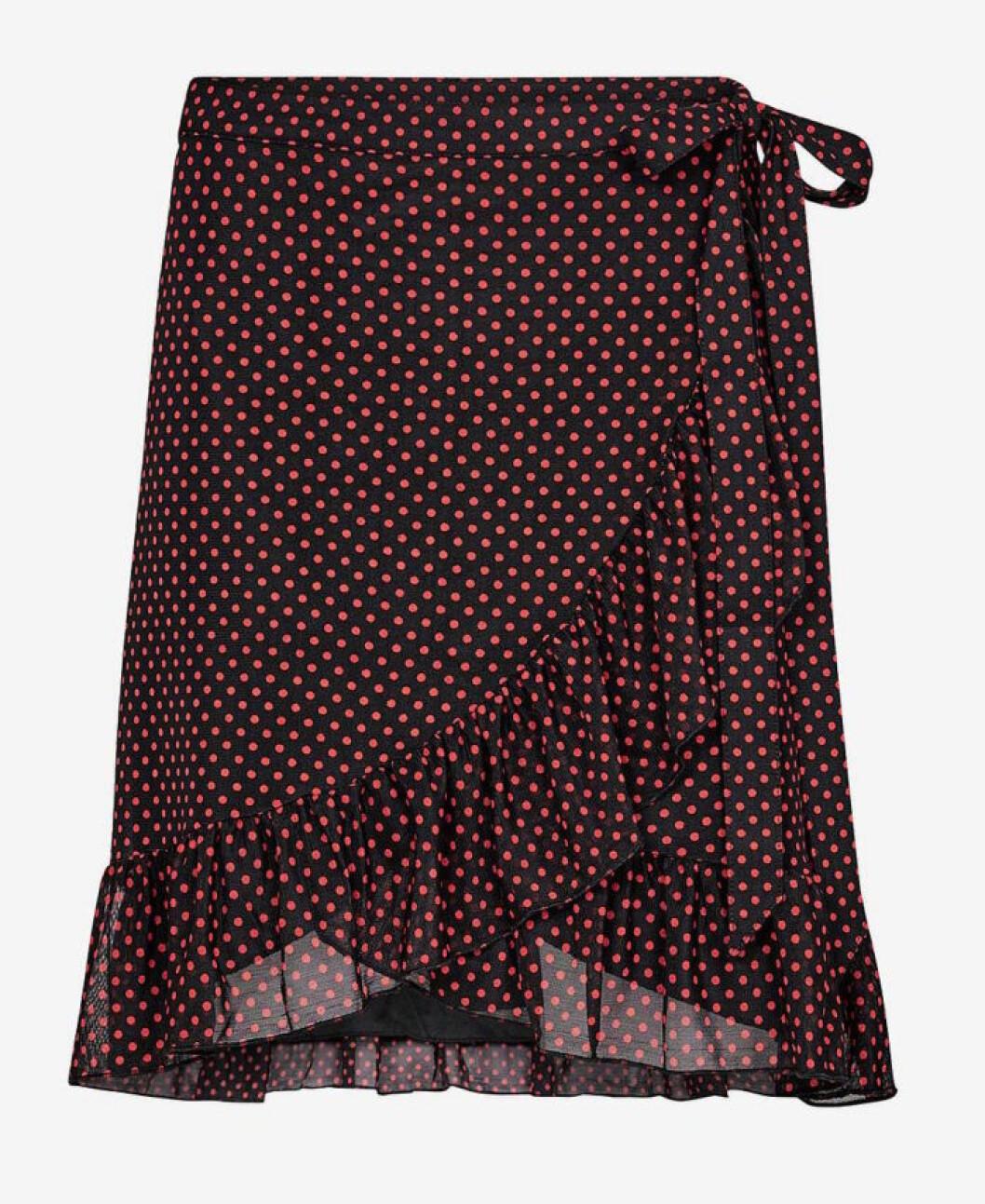 Prickig kjol
