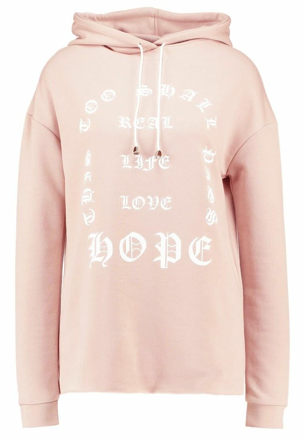 puderrosa hoodie