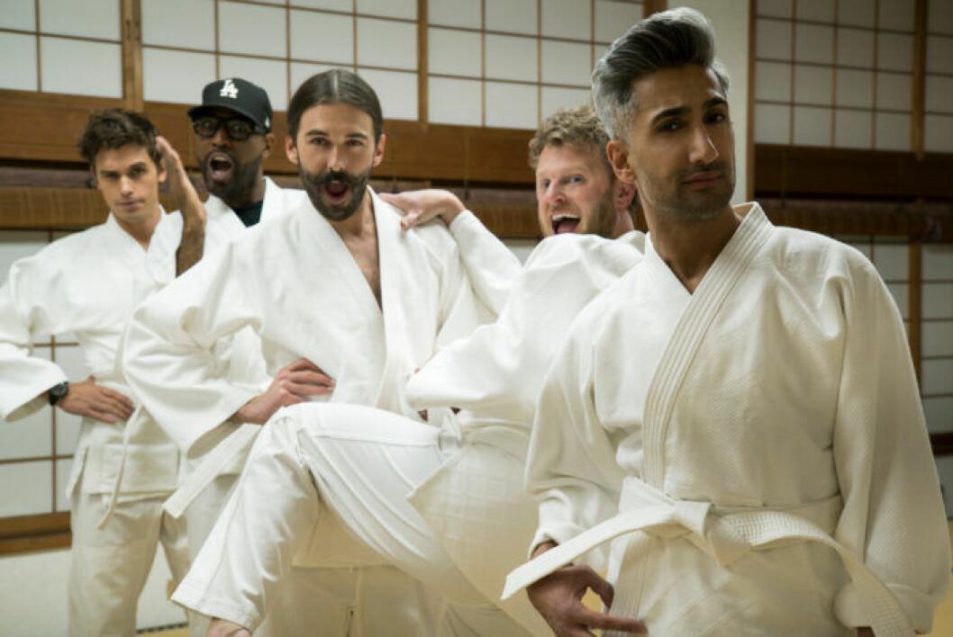 Fab 5: We're in Japan! har premiär på Netflix i november