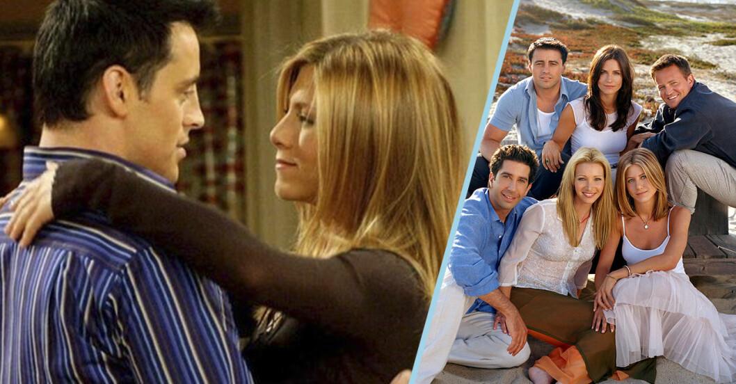 Rachel och Joey