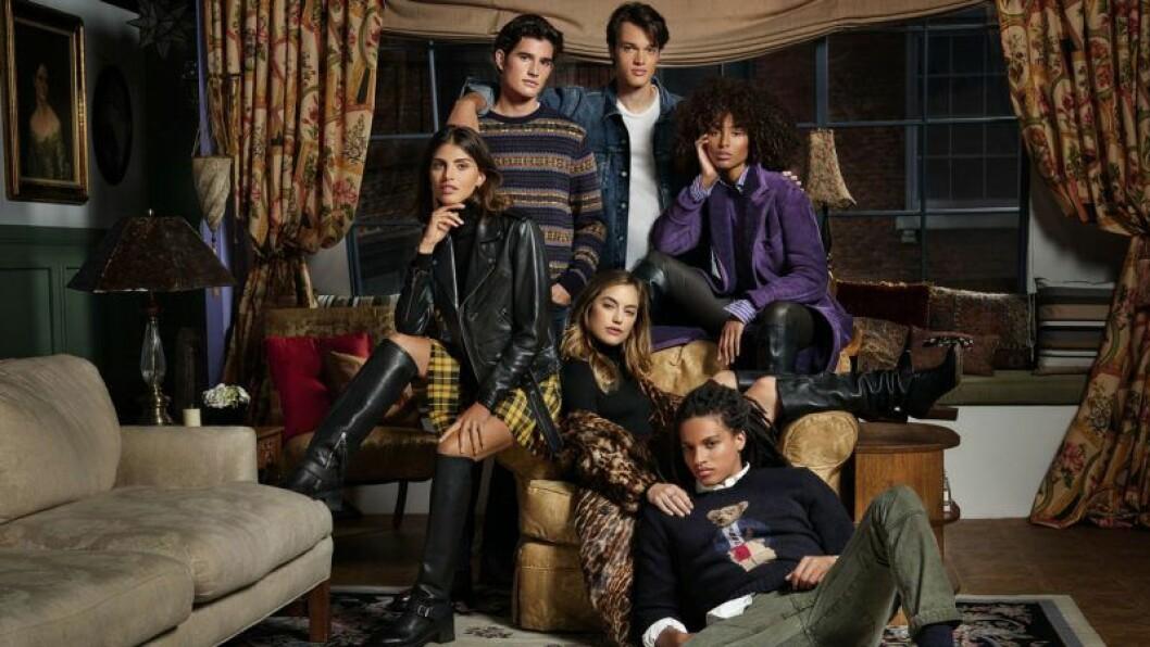 Ralph Lauren släpper unik Rachel Green-inspirerad kollektion, med plagg som för tankarna till 90-talet.