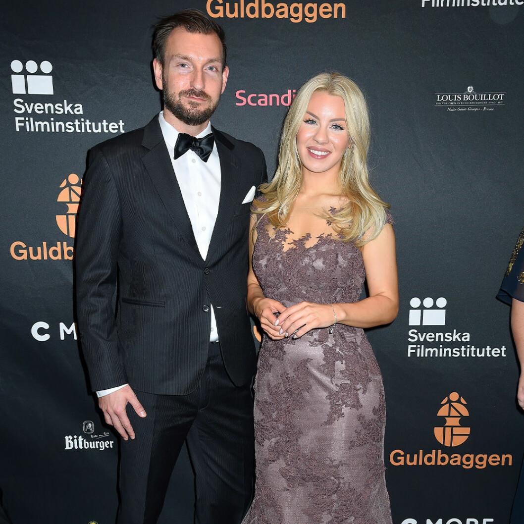 Therese Lindgren och hennes pojkvän