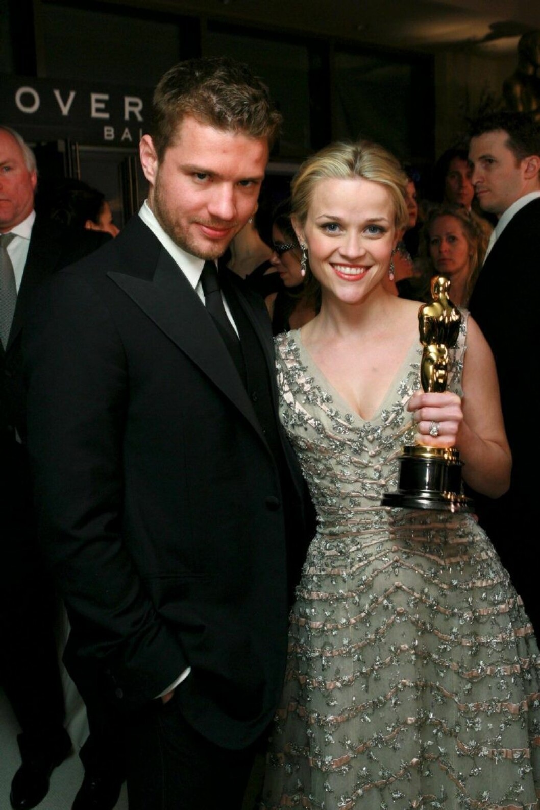 Reese Witherspoon och Ryan Phillippe på Oscarsgalan 2006