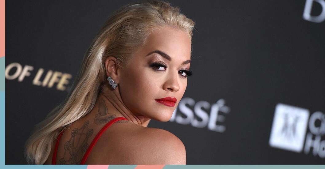 Rita Ora har upprört djuraktivister.