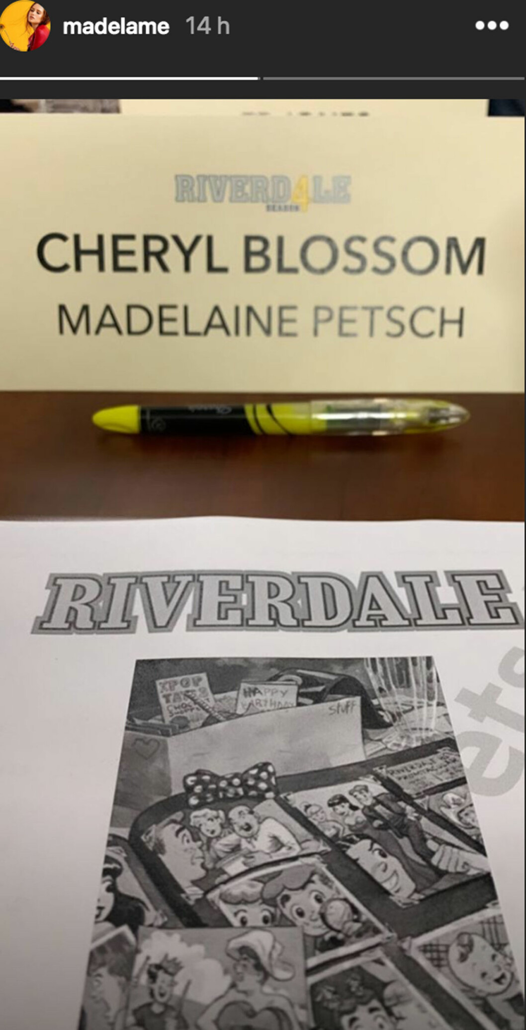 Riverdale säsong 4 manus