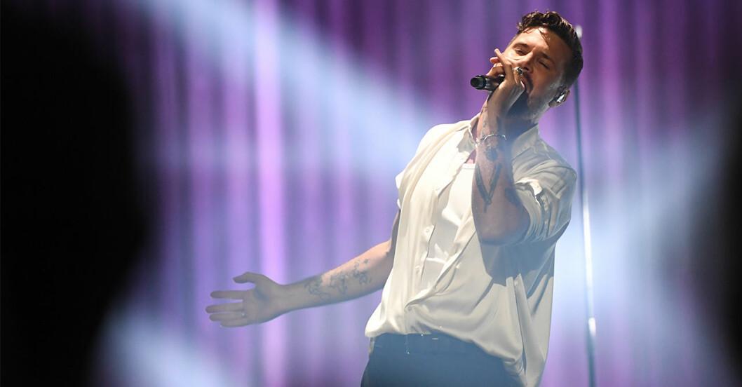 Robin Bengtsson är en av finalisterna i Melodifestivalen 2020