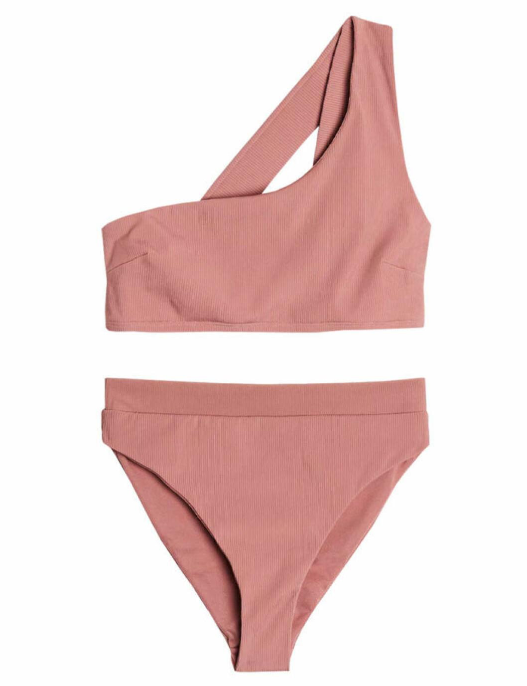 Rosa bikini för dam till 2019 från Gina tricot