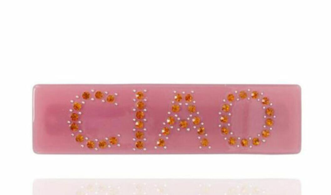 Rosa hårspänne för dam till 2019