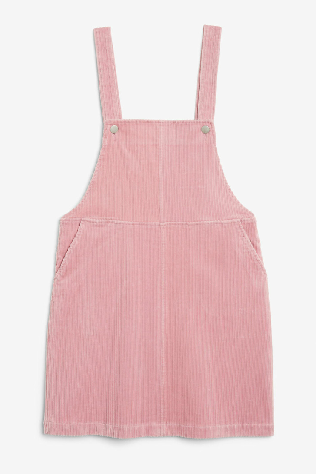 Rosa manchesterklänning