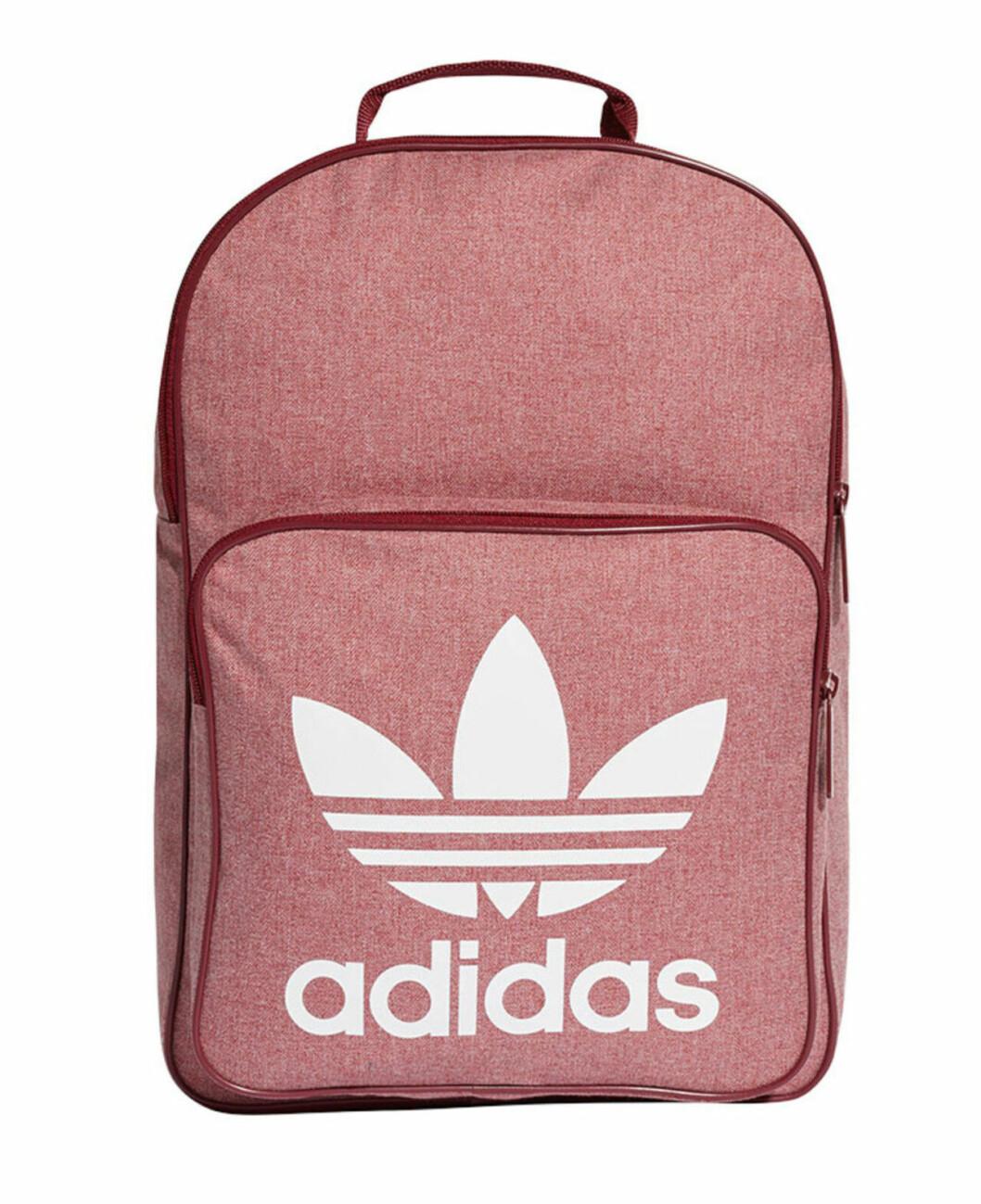 Rosa ryggsäck från Adidas