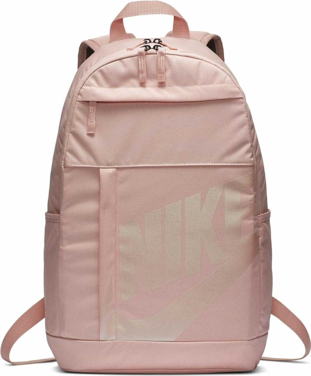 Rosa ryggsäck från Nike