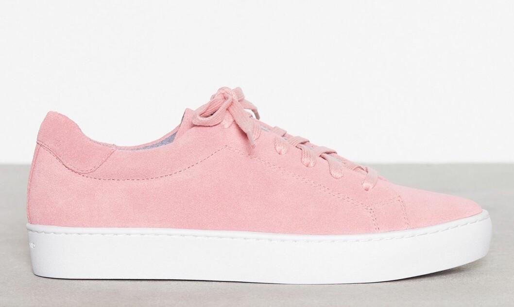 Rosa sneakers till hösten 2018