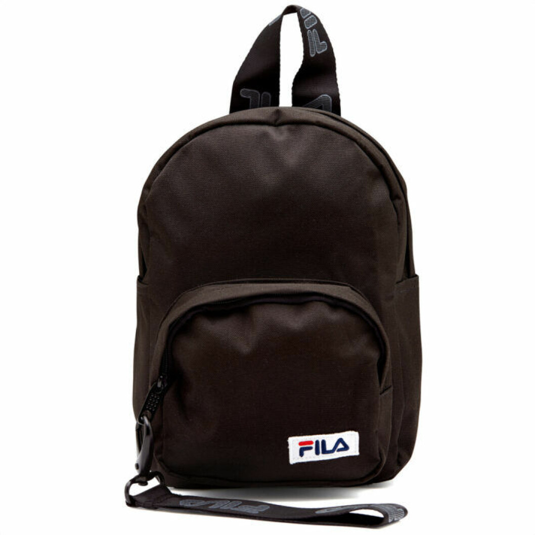 Svart ryggsäck från Fila