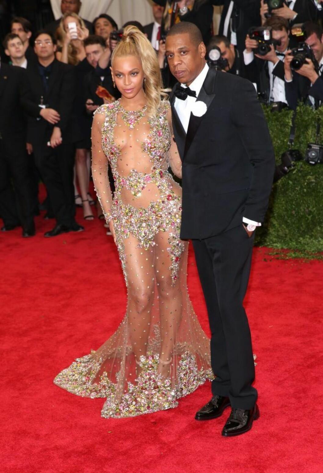 Beyoncé Knowles-Carter och Jay-Z