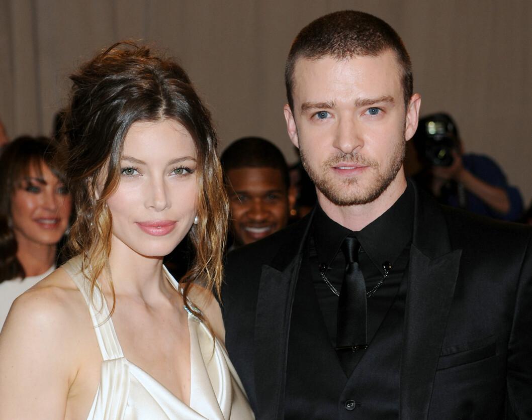 Jessica Biel och Justin Timberlake