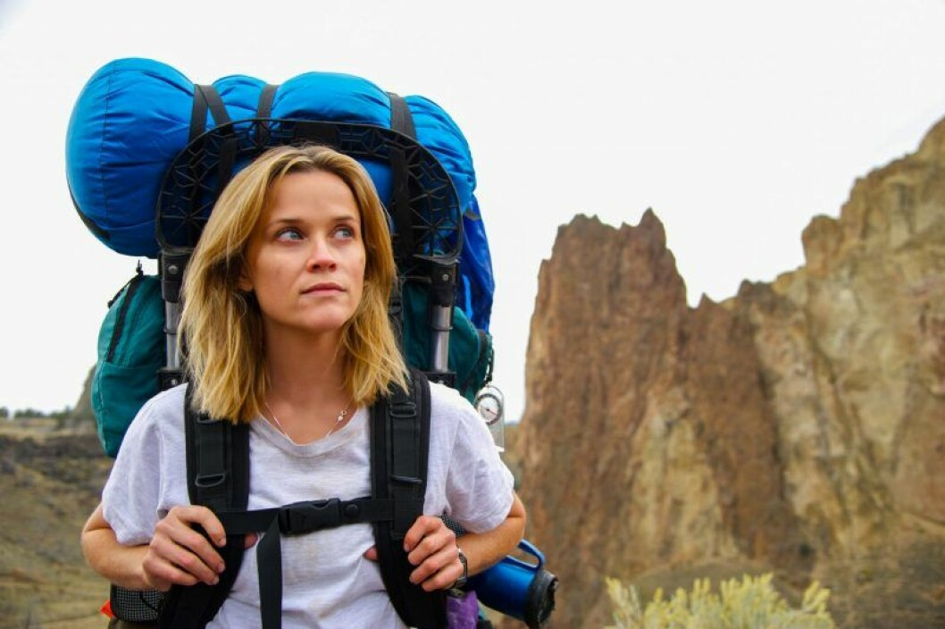 Reese Witherspoon spelar huvudrollen i Wild.