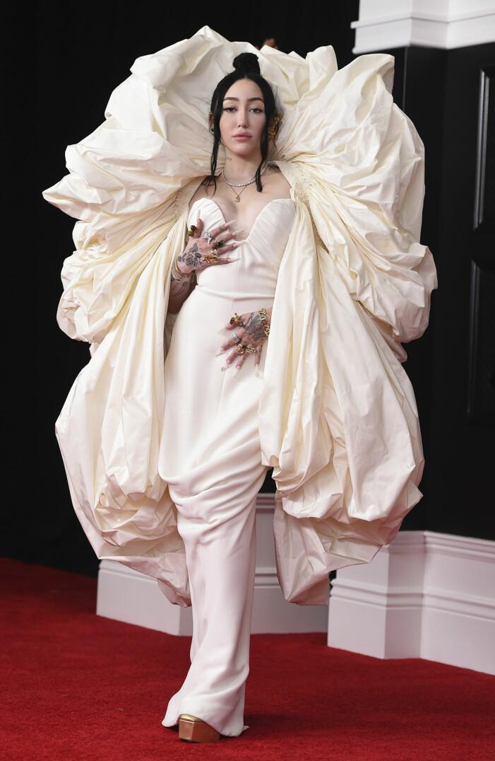 Noah Cyrus på Grammygalan 2021.