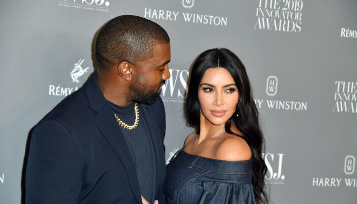 Kanye West och Kim Kardashian blev ett par 2012, och gifte sig två år senare.