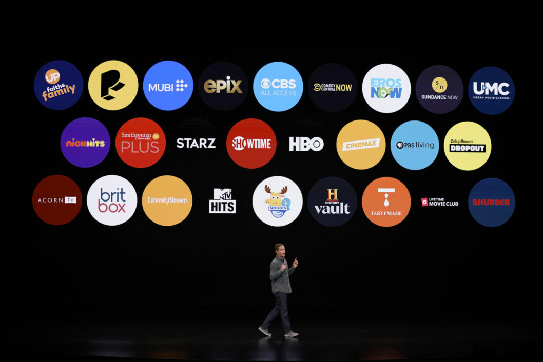 Apple TV Plus – Apples nya streamingtjänst