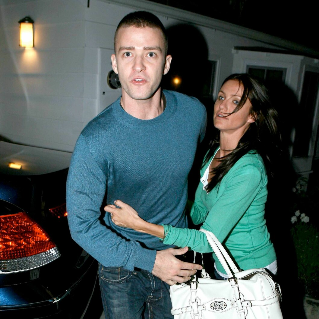 Justin Timberlake och Cameron Diaz