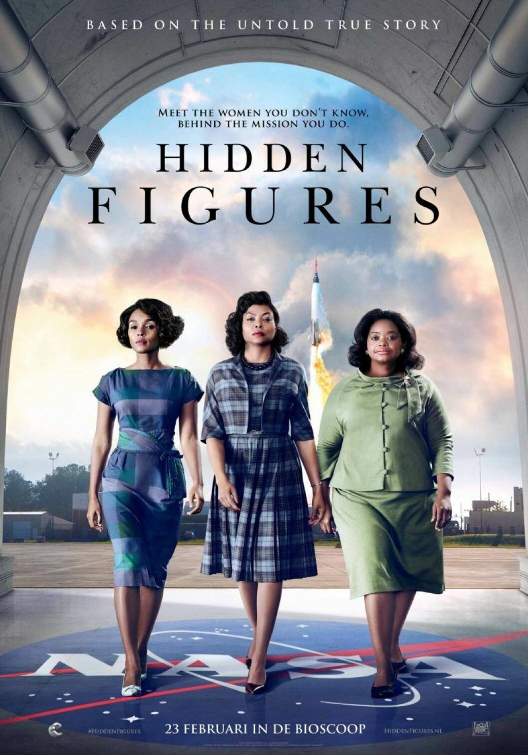 Hidden Figures.