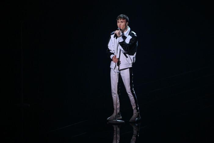 Efraim Leo tävlar i andra chansen i Melodifestivalen 2021