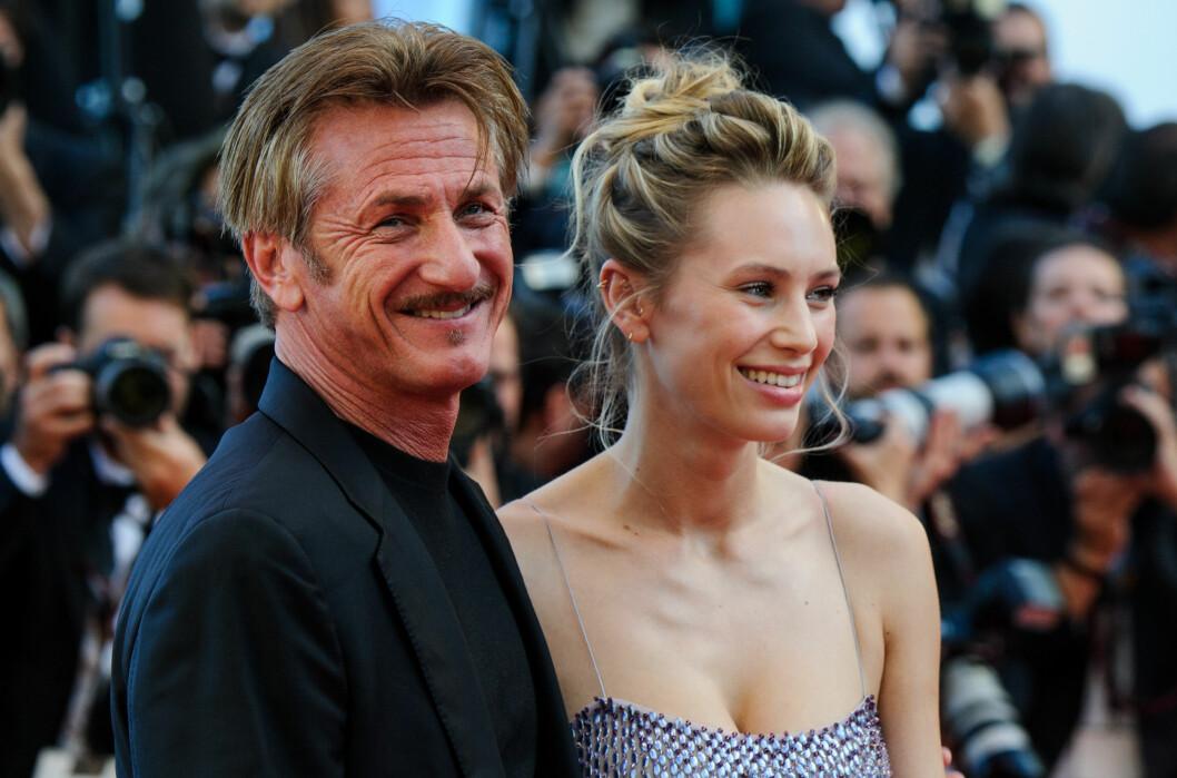 Sean Penn med dottern Dylan Penn