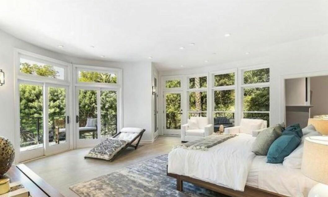 Sovrum i Selena Gomez nya hus