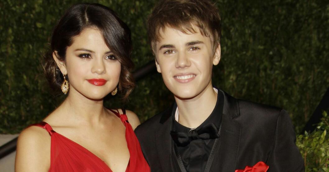 Selena-Justin